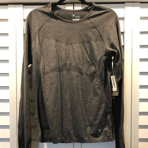 Old navy active gray top